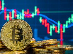 Bitcoin เทียบกับการแจ้ง Trading