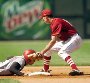 พนันหยิบเกมเบสบอล